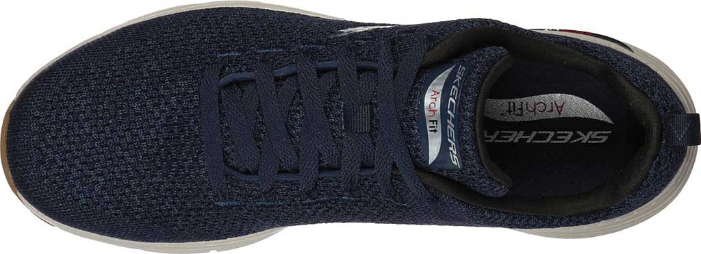 Men's Skechers Arch Fit Paradyme Sneaker, Navy, large, image 4