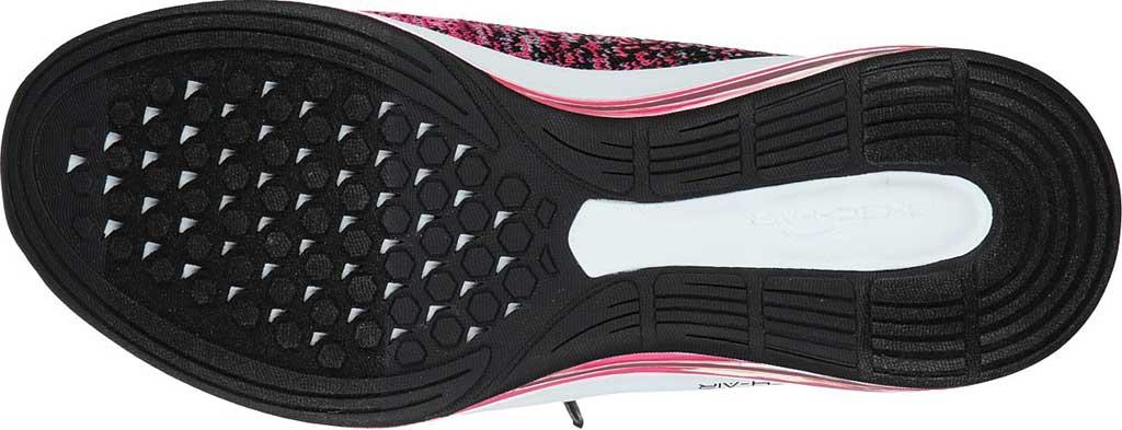 Women's Skechers Skech-Air Element 2.0 Dance Talk Sneaker, Black/Hot Pink, large, image 5