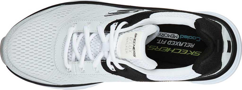 Men's Skechers Relaxed Fit D'Lux Walker Sneaker, , large, image 4