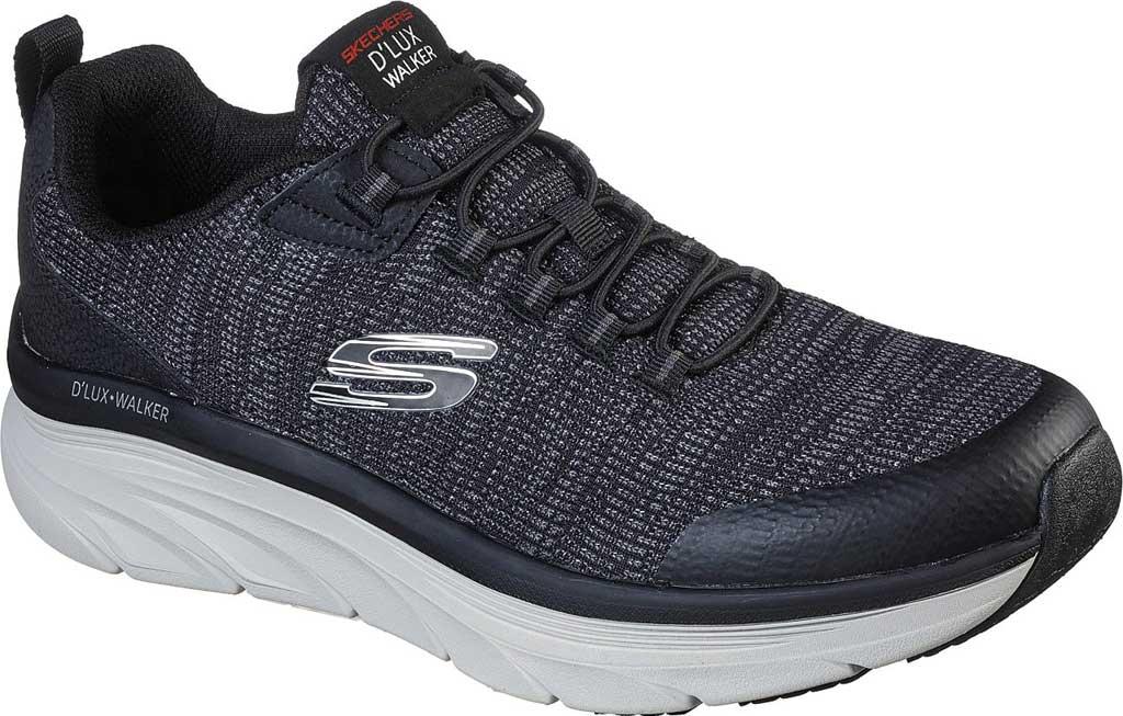 Men's Skechers Relaxed Fit D'Lux Walker Pensive Sneaker, , large, image 1