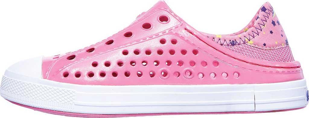 Girls' Skechers Guzman Steps Sandcastle Dreams Water Shoe, Hot Pink, large, image 3