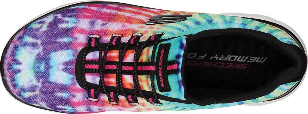 Women's Skechers Summits Looking Groovy Sneaker, , large, image 4