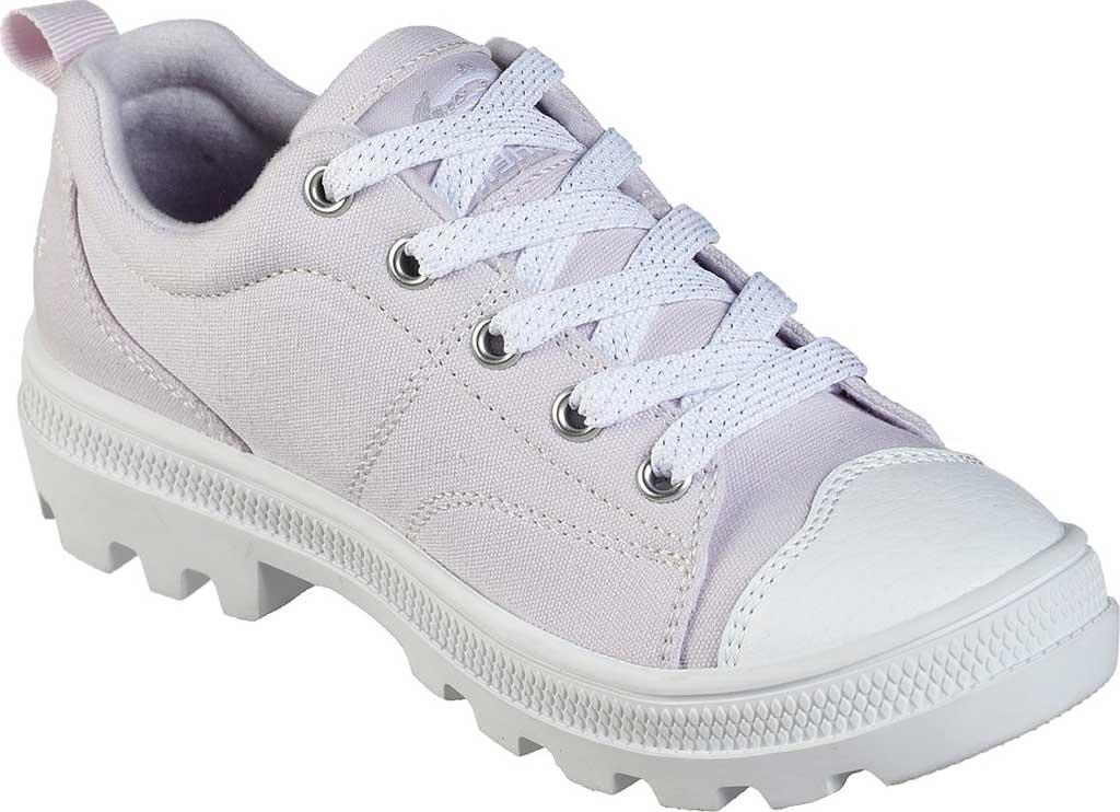 Girls' Skechers Roadies True Roots Sneaker, Lavender, large, image 1