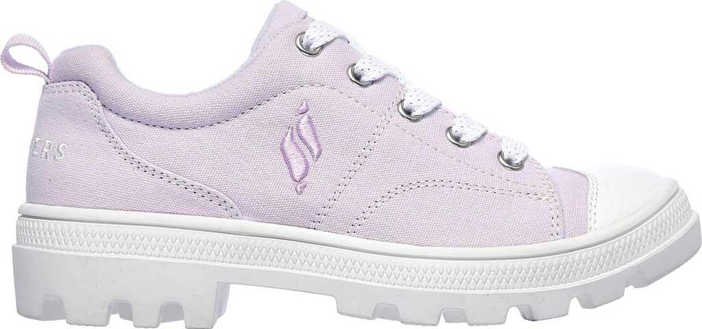 Girls' Skechers Roadies True Roots Sneaker, Lavender, large, image 2