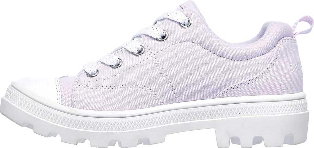 Girls' Skechers Roadies True Roots Sneaker, Lavender, large, image 3