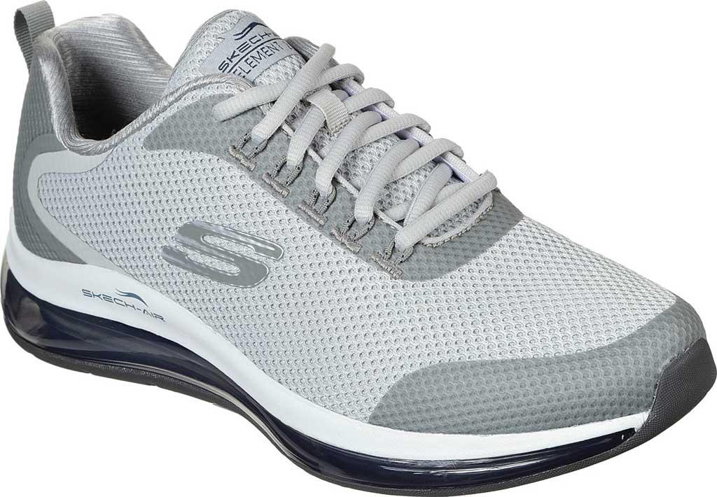 Men's Skechers Skech-Air Element 2.0 Lomarc Sneaker, Light Gray, large, image 1