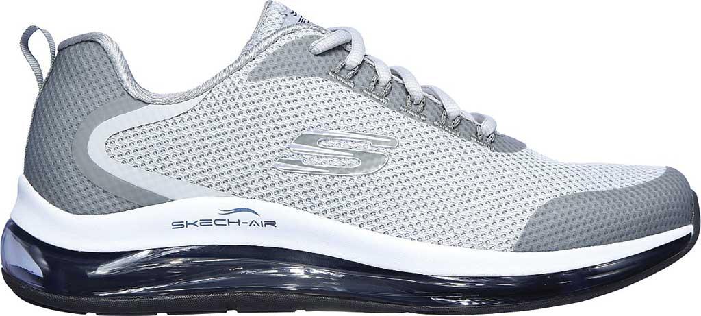 Men's Skechers Skech-Air Element 2.0 Lomarc Sneaker, Light Gray, large, image 2
