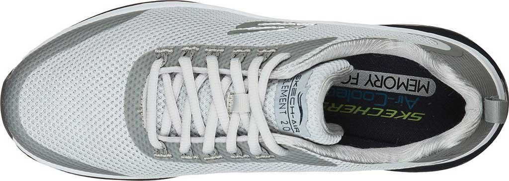 Men's Skechers Skech-Air Element 2.0 Lomarc Sneaker, Light Gray, large, image 4