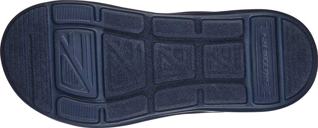 Men's Skechers Relaxed Fit Sargo Sunview Flip Flop, Navy/Gray, large, image 5