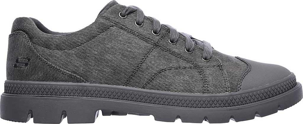 Men's Skechers Relaxed Fit Roadout Pelson Sneaker, Gray, large, image 2
