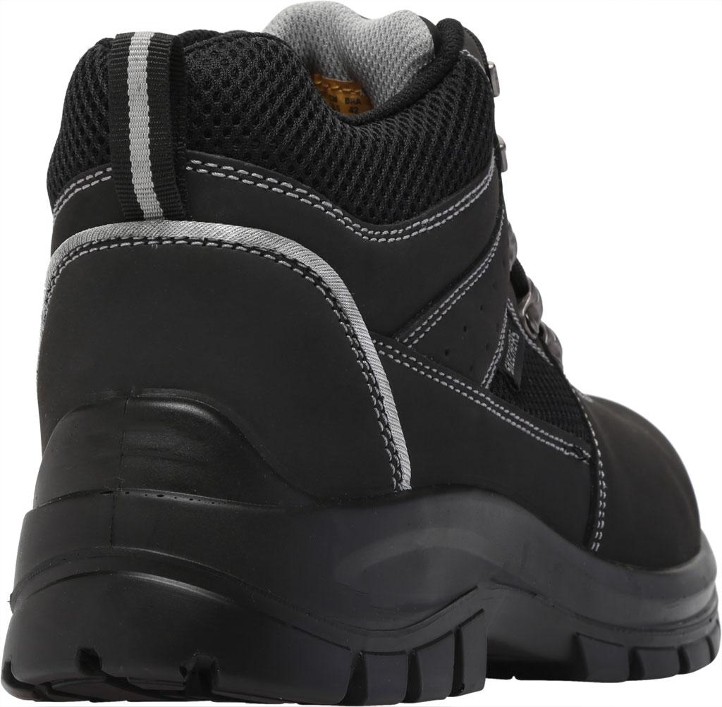 Men's Skechers Work Trophus Letic Steel Toe Boot, Black, large, image 4