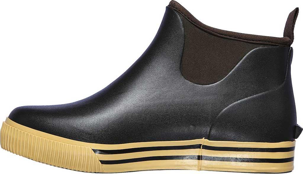 Men's Skechers Work Moltke Pull On Waterproof Boot, Brown, large, image 3