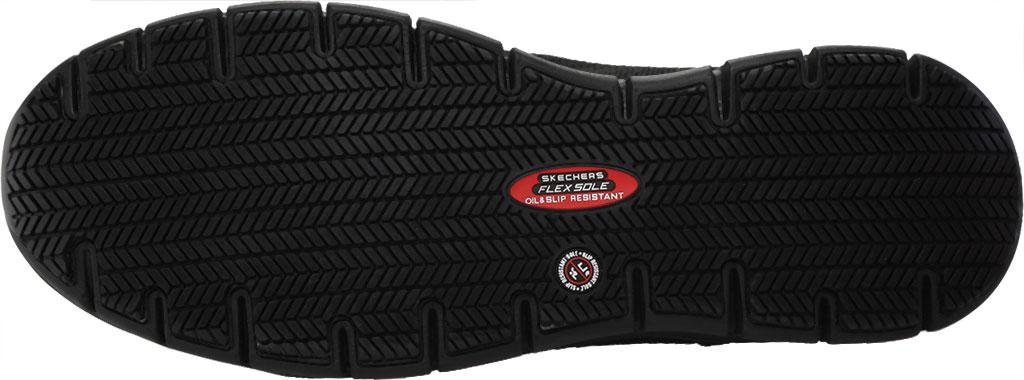 Men's Skechers Work Synergy Omat Alloy Toe Shoe, , large, image 6
