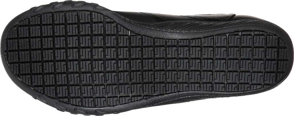 Women's Skechers Work Rodessa Senna SR Bungee Lace Sneaker, Black, large, image 5