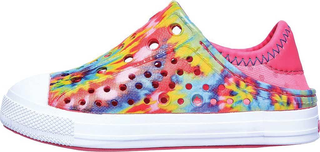 Infant Girls' Skechers Foamies Guzman Steps Slip On Sneaker, Multi, large, image 3