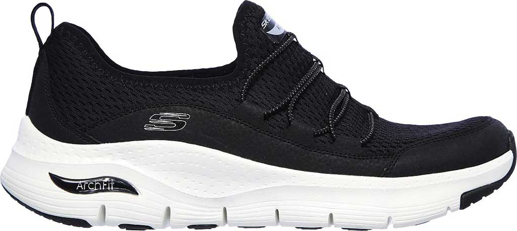 Women's Skechers Arch Fit Lucky Thoughts Sneaker, , large, image 2