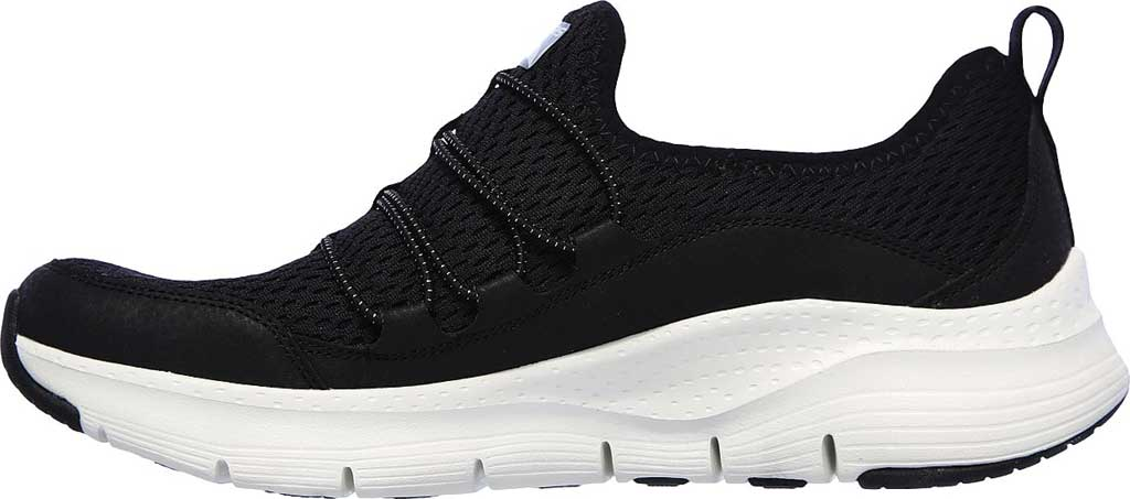 Women's Skechers Arch Fit Lucky Thoughts Sneaker, , large, image 3