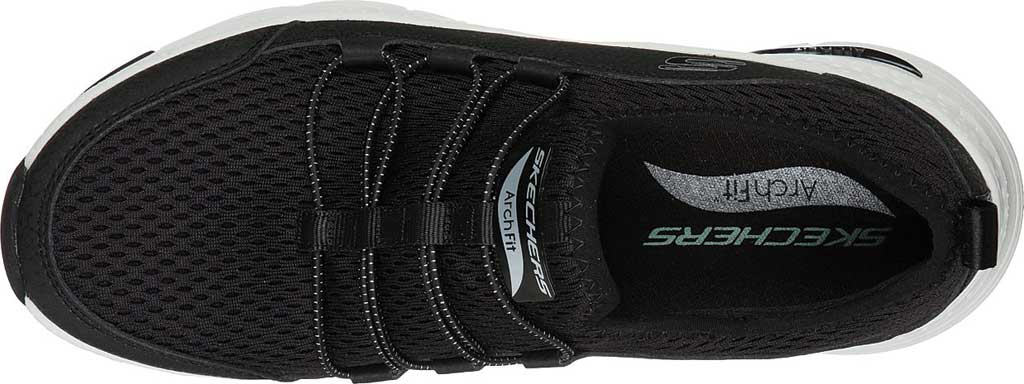 Women's Skechers Arch Fit Lucky Thoughts Sneaker, , large, image 4