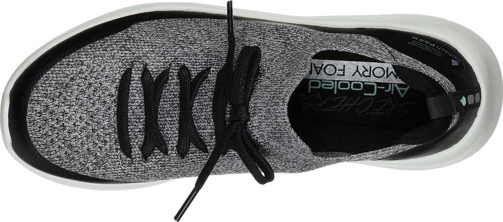 Women's Skechers Ultra Flex 2.0 Cloudy Sunrise Sneaker, Gray/Black, large, image 4