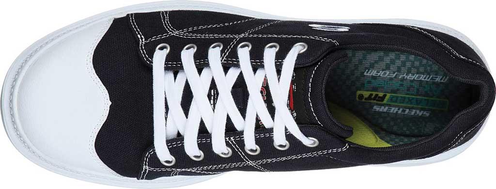 Men's Skechers Relaxed Fit Roadout Alero Sneaker, Navy, large, image 4