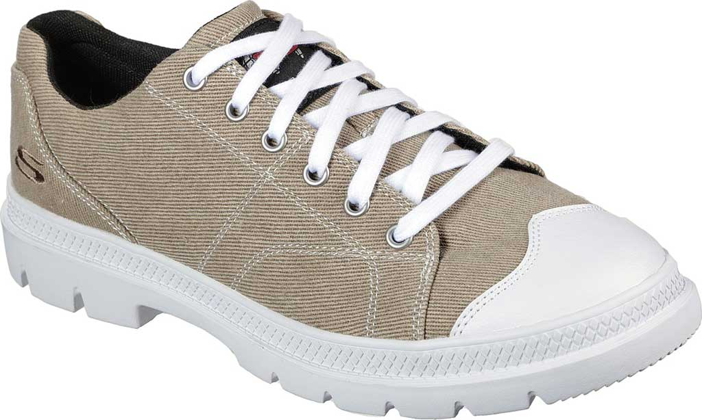 Men's Skechers Relaxed Fit Roadout Alero Sneaker, Taupe, large, image 1