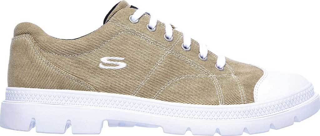 Men's Skechers Relaxed Fit Roadout Alero Sneaker, Taupe, large, image 2