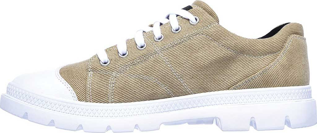 Men's Skechers Relaxed Fit Roadout Alero Sneaker, Taupe, large, image 3