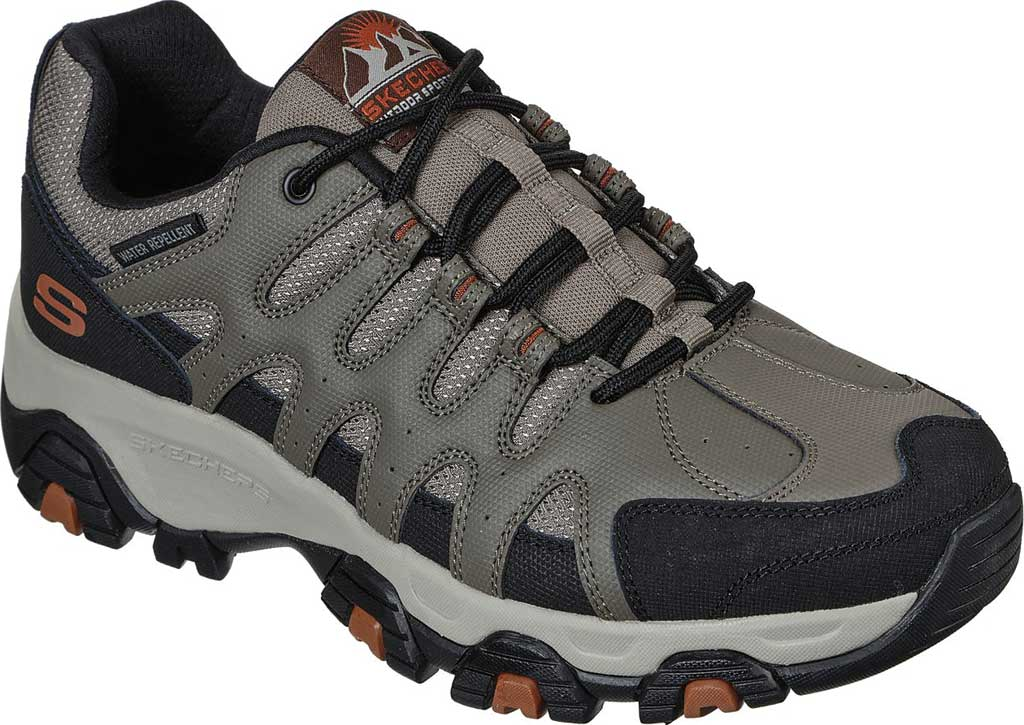 Men's Skechers Relaxed Fit Terrabite Trail Shoe, , large, image 1