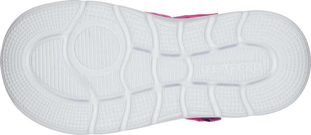 Girls' Skechers C-Flex Sandal 2.0 Playful Trek Fisherman Sandal, Hot Pink, large, image 5