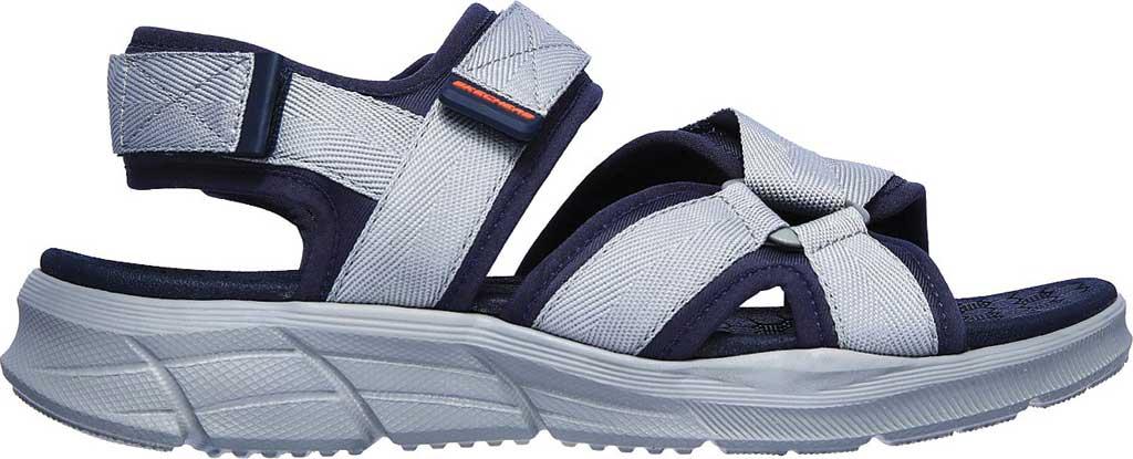 Men's Skechers Equalizer 4.0 Tolgus Sport Sandal, Navy/Charcoal, large, image 2