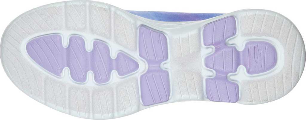 Women's Skechers GOwalk 5 Chroma Slip-On, Purple/Multi, large, image 4