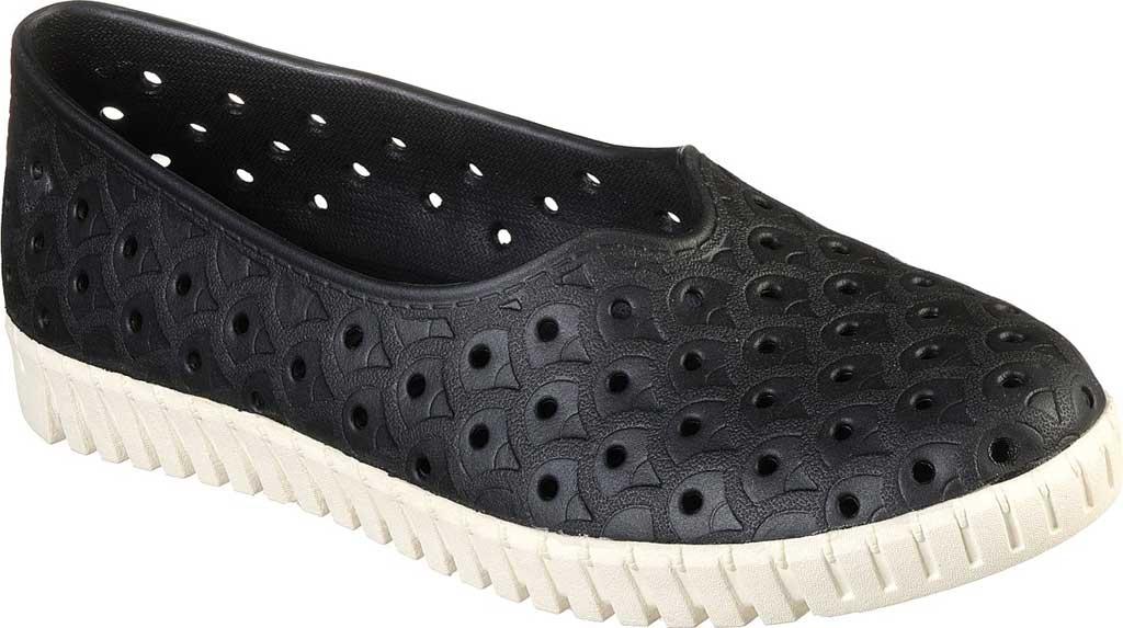 Women's Skechers Foamies Sepulveda Flourish Water Shoe, Black, large, image 1