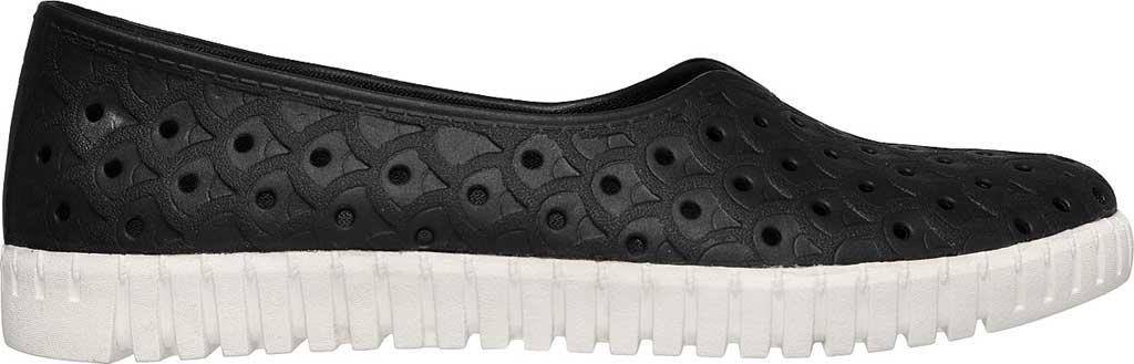 Women's Skechers Foamies Sepulveda Flourish Water Shoe, Black, large, image 2