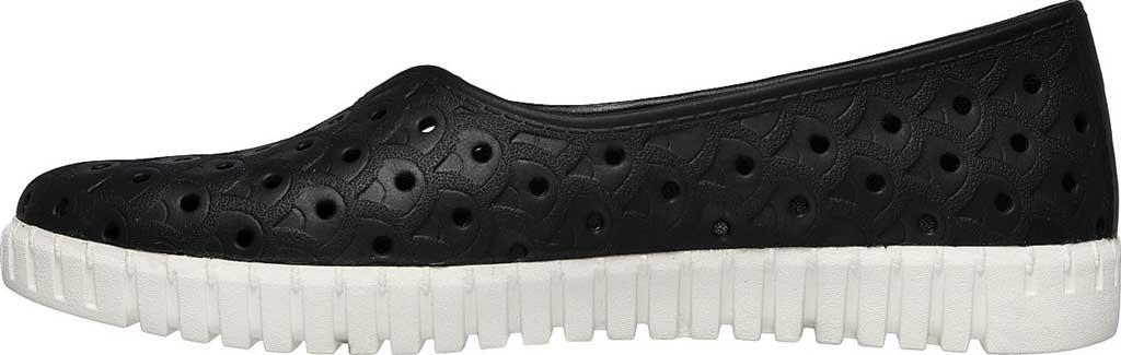 Women's Skechers Foamies Sepulveda Flourish Water Shoe, Black, large, image 3