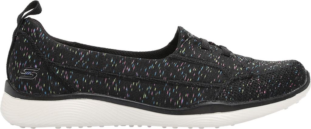Women's Skechers Microburst 2.0 She Got This Slip On Sneaker, Black/Multi, large, image 2