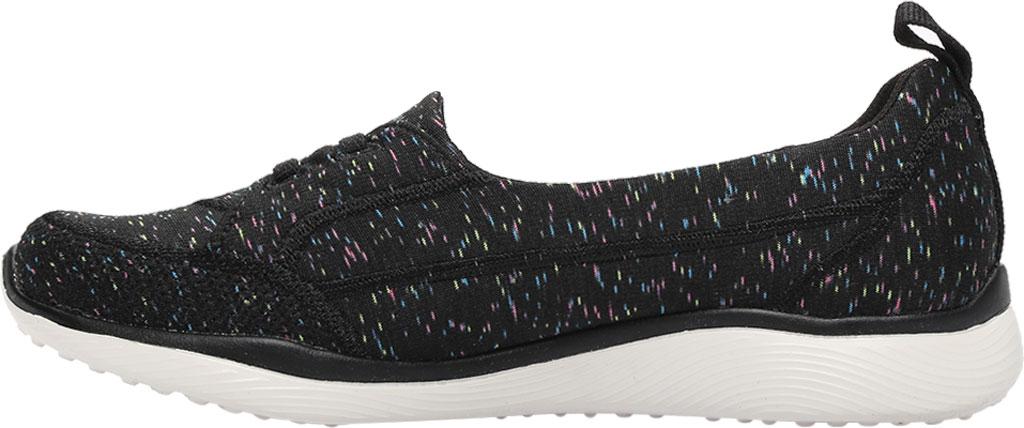 Women's Skechers Microburst 2.0 She Got This Slip On Sneaker, Black/Multi, large, image 3