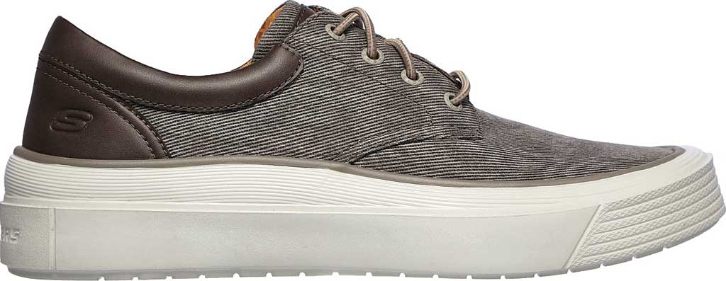 Men's Skechers Viewport Talson Sneaker, Taupe, large, image 2