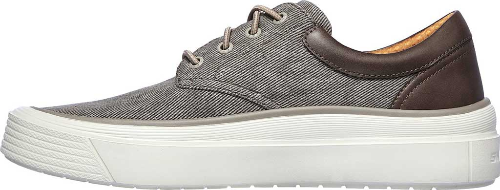 Men's Skechers Viewport Talson Sneaker, Taupe, large, image 3