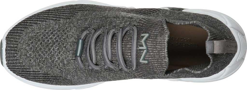 Women's Mark Nason Los Angeles A-Line Pointe Sneaker, Gray, large, image 4