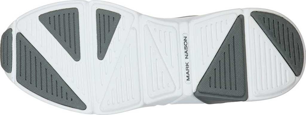Women's Mark Nason Los Angeles A-Line Pointe Sneaker, Gray, large, image 5