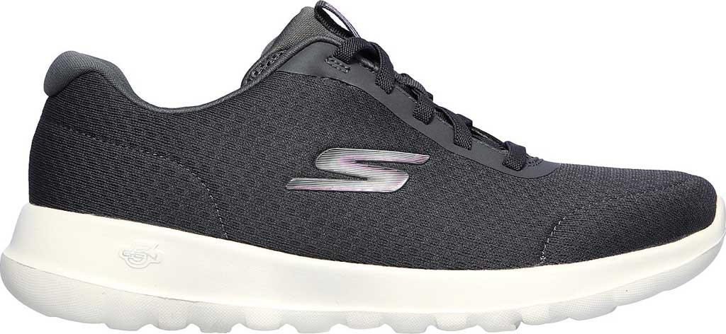 Women's Skechers GOwalk Joy Ecstatic Sneaker, Charcoal, large, image 2