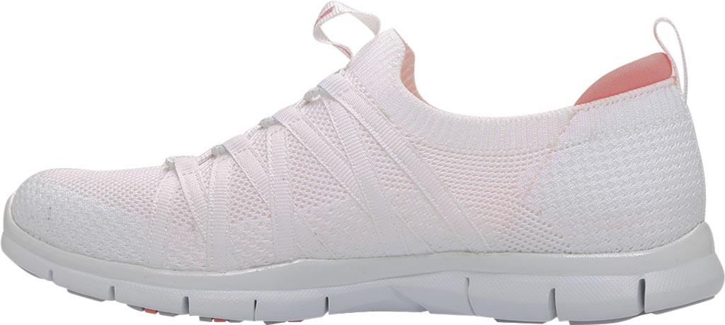 Women's Skechers Gratis Chic Newness Sneaker, White, large, image 3