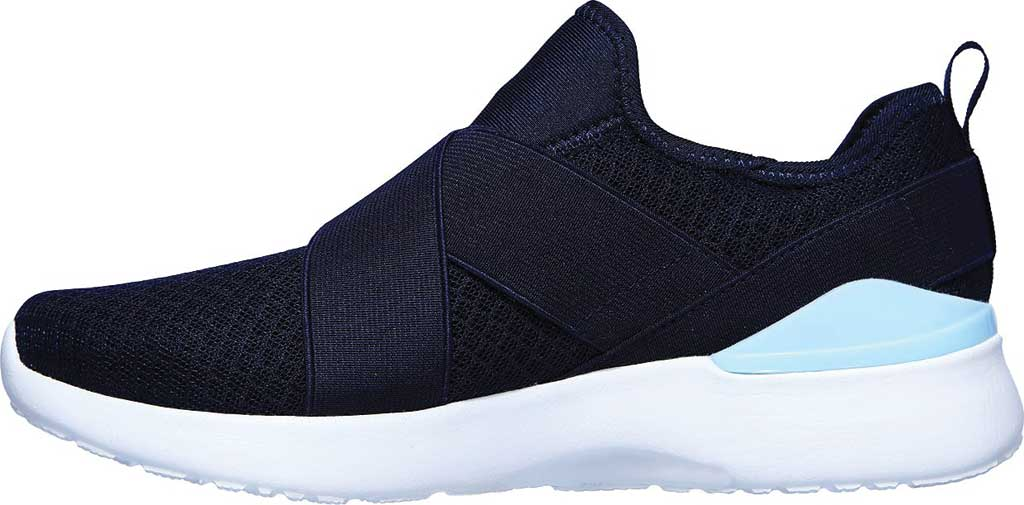 Women's Skechers Skech-Air Dynamight Easy Call Sneaker, Navy, large, image 3