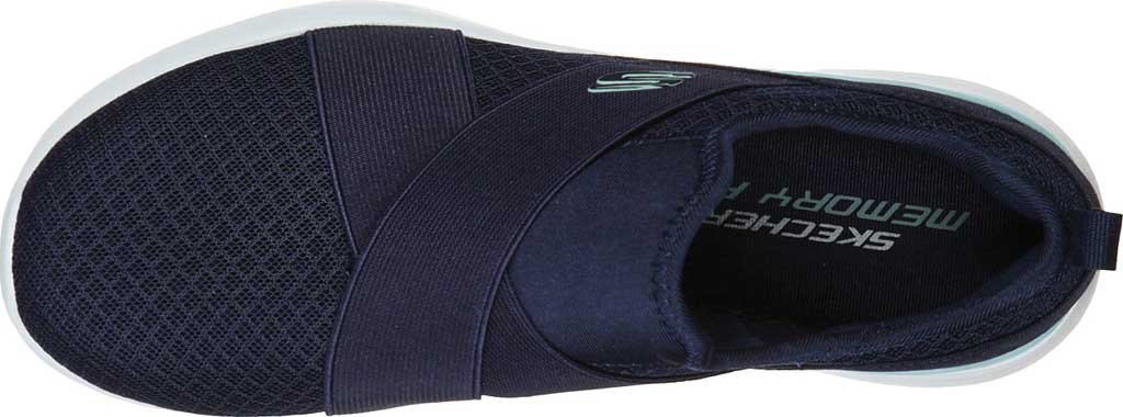Women's Skechers Skech-Air Dynamight Easy Call Sneaker, Navy, large, image 4