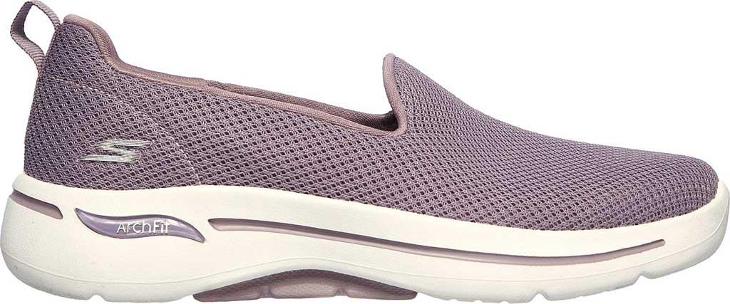 Women's Skechers GOwalk Arch Fit Grateful Slip On Sneaker, Mauve, large, image 2