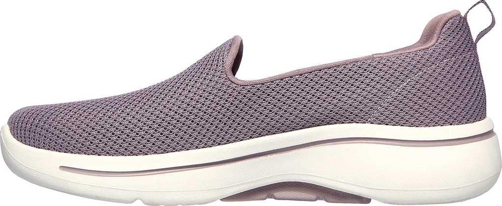 Women's Skechers GOwalk Arch Fit Grateful Slip On Sneaker, Mauve, large, image 3
