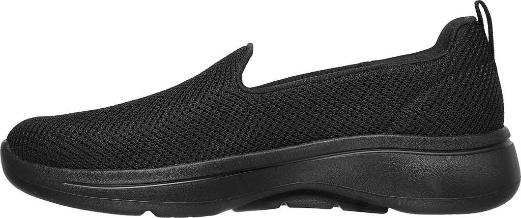 Women's Skechers GOwalk Arch Fit Grateful Slip On Sneaker, Black/Black, large, image 3