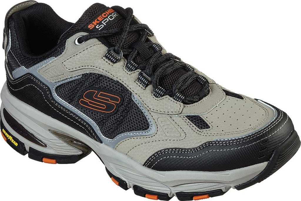 Men's Skechers Vigor 3.0 Sneaker, Taupe/Black, large, image 1