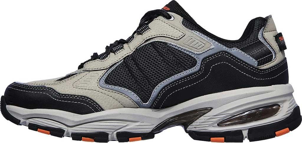 Men's Skechers Vigor 3.0 Sneaker, Taupe/Black, large, image 3