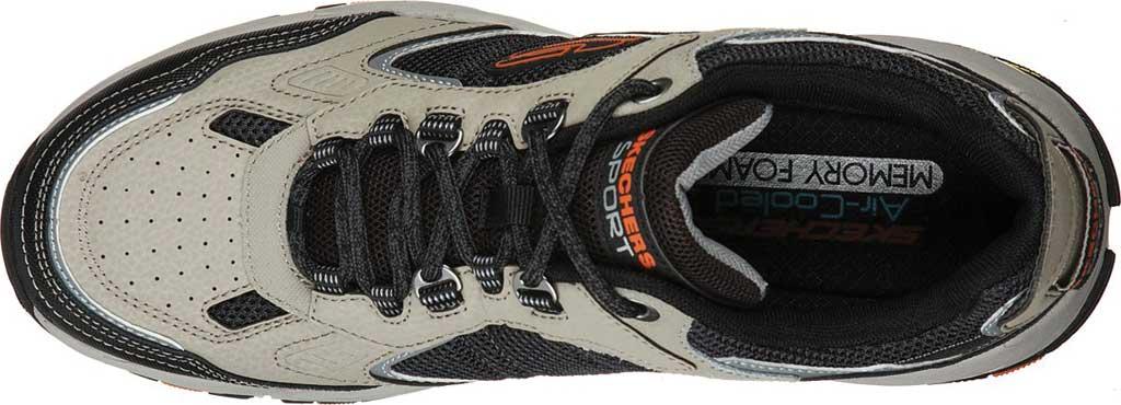 Men's Skechers Vigor 3.0 Sneaker, Taupe/Black, large, image 4